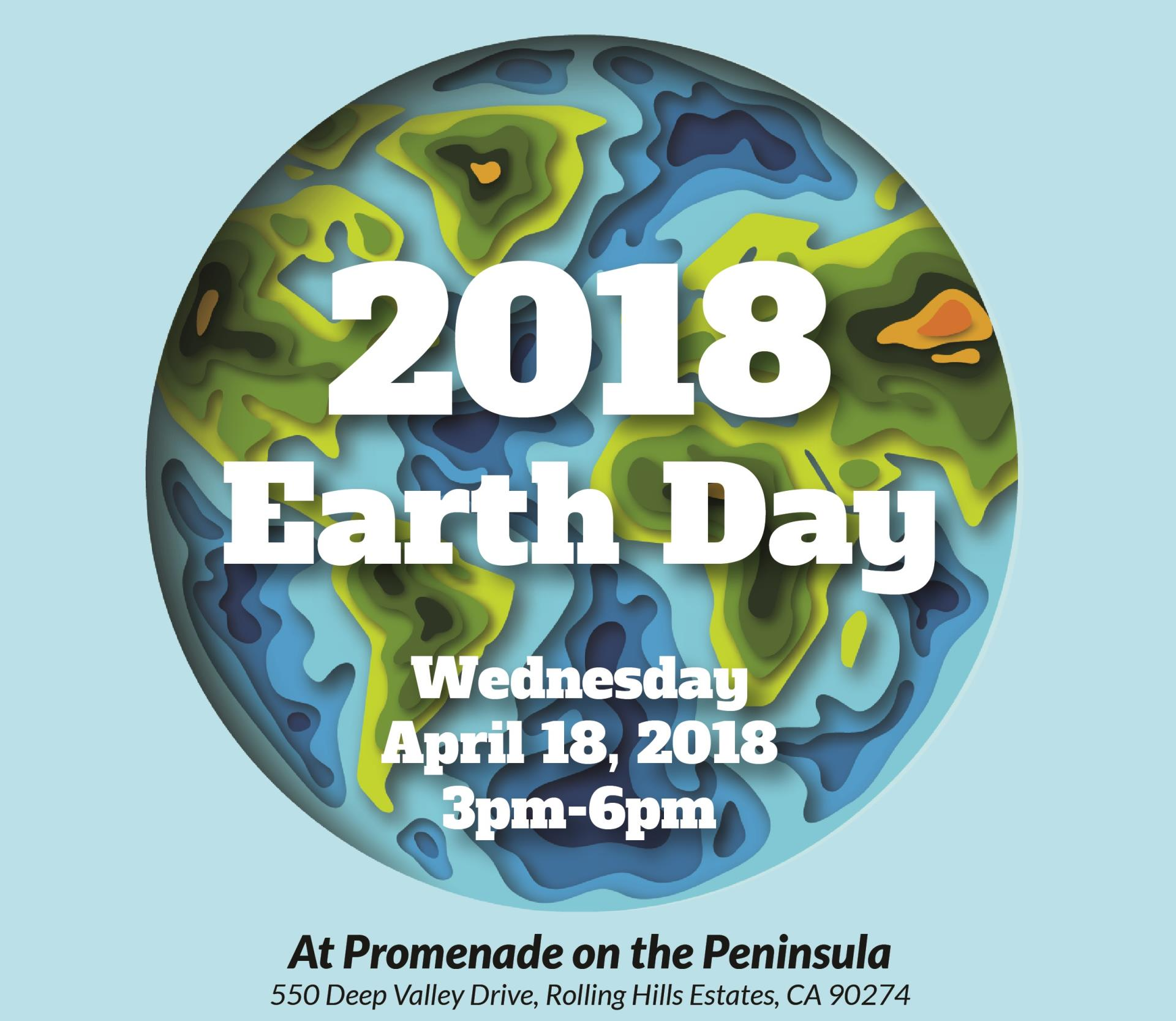 Earth Day 2018 Logo