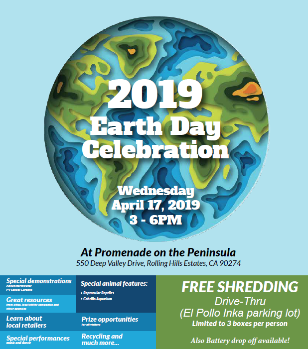Earth Day 2019 ad