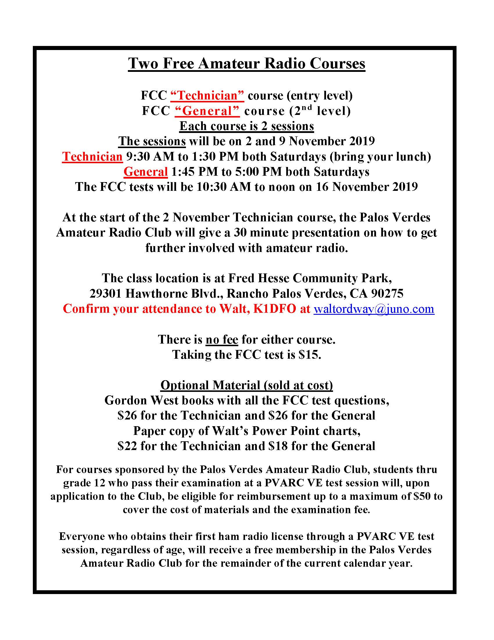 2019-11-02 Tech and General Class Flyer (003)
