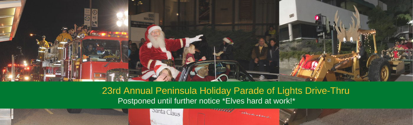2020 Cox Cable Christmas Parade Palos Verdes Peninsula Holiday Parade of Lights | Rolling Hills
